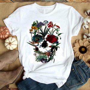 Flower Skull shirt