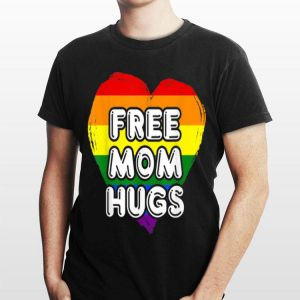 LGBT Free Mom Hugs Tee shirt
