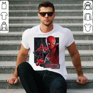 Marvel Spider-Man Far From Home web frame shirt