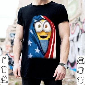 Minions American flag 4th Of July shirt