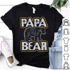 Papa Bear Fathers Day shirt