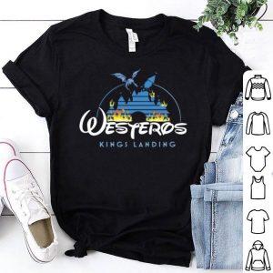 Westeros kings landing shirt