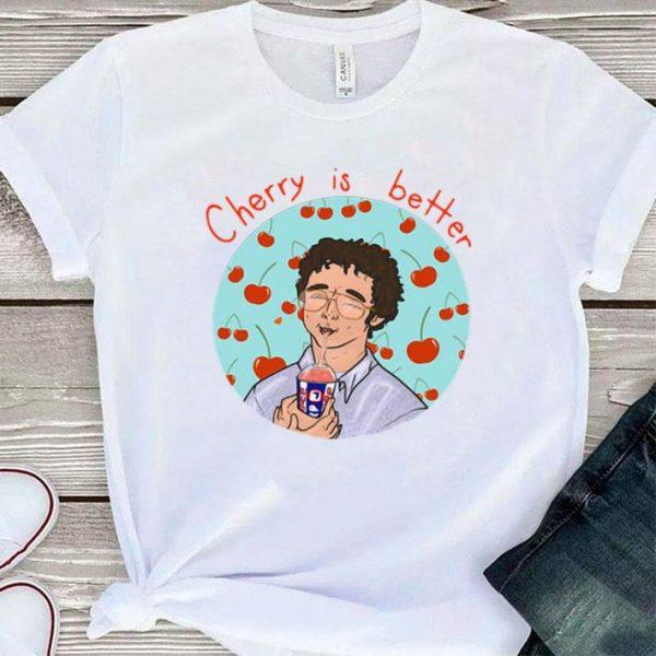 Alexei Cherry is better Stranger Things shirt