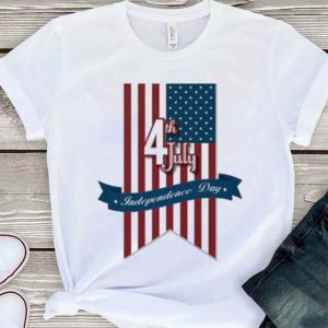 American flag Happy 4th of july independence day shirt