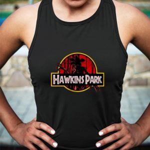 Hawkins Park Demogorgon Stranger Things shirt 2