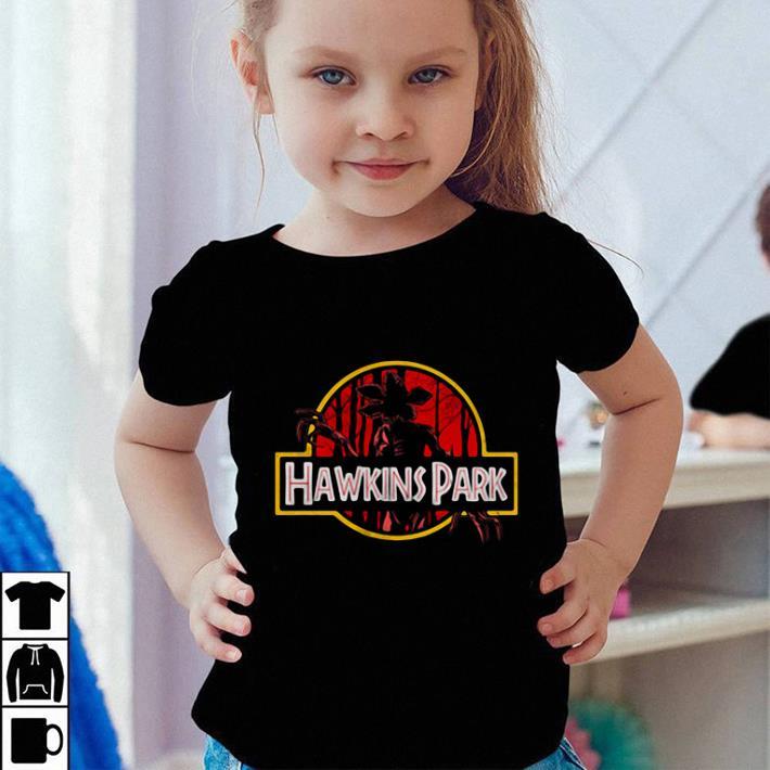 Hawkins Park Demogorgon Stranger Things shirt 4 - Hawkins Park Demogorgon Stranger Things shirt