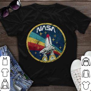 Nasa Vintage Colors shirt