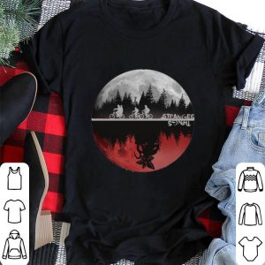 Stranger Things Moon shirt sweater