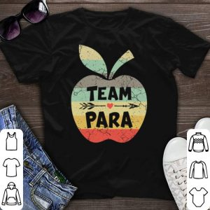 Vintage Team para apple shirt