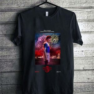 Will Byers one summer can change everything Stranger Things 3 shirt