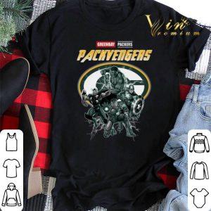 Greenbay Packers Packvengers Avengers Marvel shirt sweater