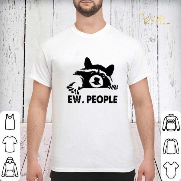 Raccon ew people shirt sweater