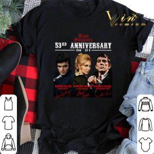 Signatures Dark Shadows 53rd Anniversary 1966-2019 shirt