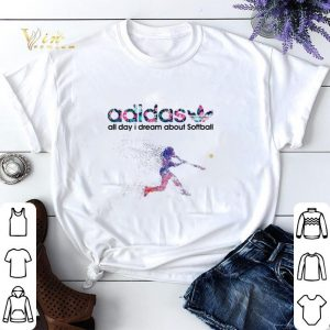 adidas all day i dream about softball shirt sweater