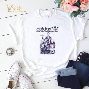 all day i dream about Addams Family adidas shirt