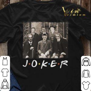 Friends TV Show Joker shirt 2
