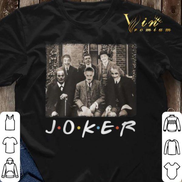 Friends TV Show Joker shirt