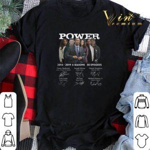 Signatures Power 2014-2019 6 seasons 50 episodes shirt 1