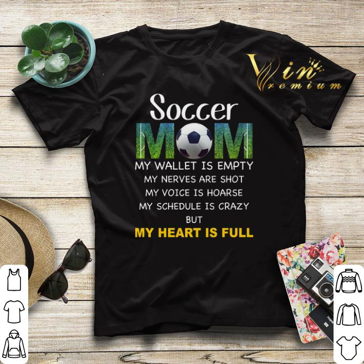 Soccer mom my wallet is empty my nerves are shot my voice hoarse shirt sweater 4 - Soccer mom my wallet is empty my nerves are shot my voice hoarse shirt sweater
