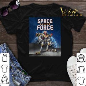 Space Force Buzz Lightyear Donald Trump shirt