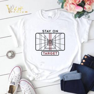 Star Wars Stay on target Jedi Pilot shirt sweater