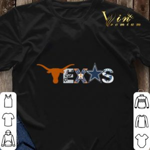 Texas Sport Teams Longhorns Austin Spurs Houston Astros Cowboys shirt sweater 2