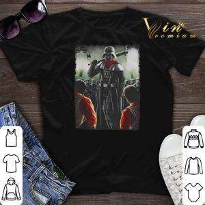 The Walking Dead Darth Vader Negan Star Wars shirt