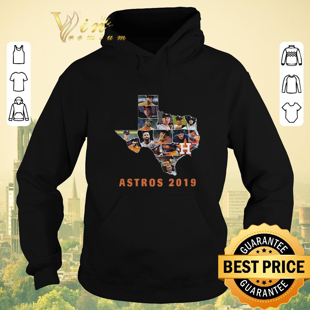 Awesome Houston Astros Texas map 2019 shirt sweater 4 - Awesome Houston Astros Texas map 2019 shirt sweater
