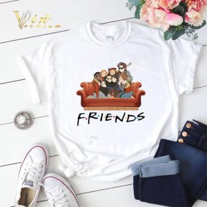 Characters Friends Stranger Things shirt