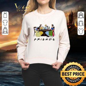 Cool Friends Snow White Belle Cinderella Frida Kahlo shirt