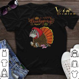 Eeyore Turkey Happy Thanksgiving shirt sweater