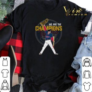 Freddie Mercury we are the champions Minnesota Twins shirt sweater