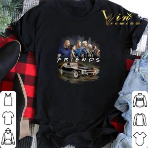 Friends Fast And Furious shirt sweater