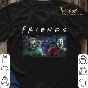 Friends Joker Team Driving car shirt sweater 2