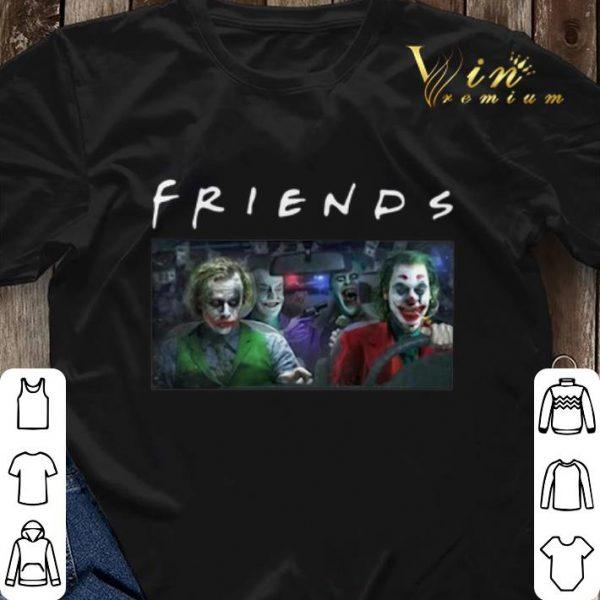 Friends Joker Team Driving car shirt sweater