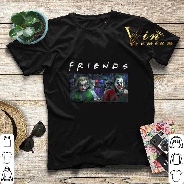Friends Joker Team Driving car shirt sweater 4 - Friends Joker Team Driving car shirt sweater