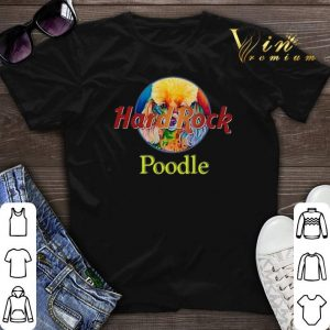 Hardrock Cafe Poodle shirt sweater