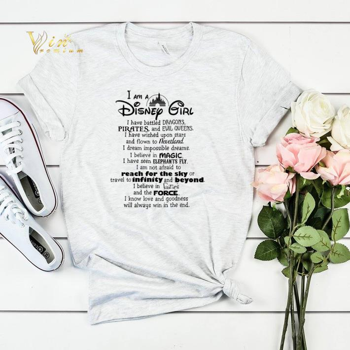 I am a Disney girl i have battled dragons pirates and evil queen shirt sweater 4 - I am a Disney girl i have battled dragons pirates and evil queen shirt sweater
