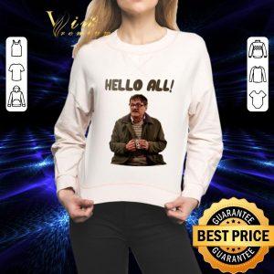 Nice Jim Bell hello all Friday Night Dinner shirt