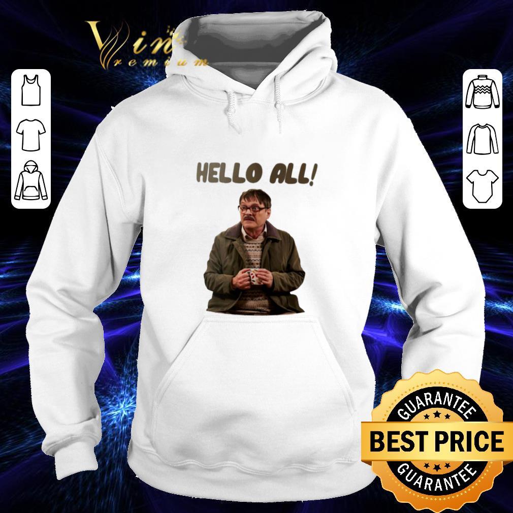 Nice Jim Bell hello all Friday Night Dinner shirt 4 - Nice Jim Bell hello all Friday Night Dinner shirt