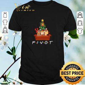Nice Pivot Friends Christmas shirt sweater