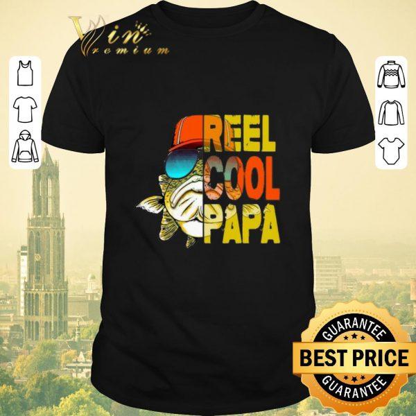 Nice Reel cool papa shirt sweater
