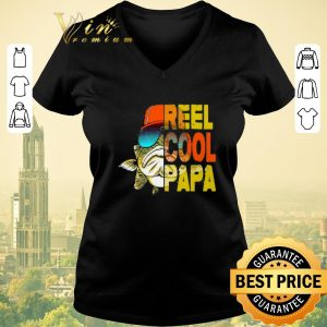 Nice Reel cool papa shirt sweater 1
