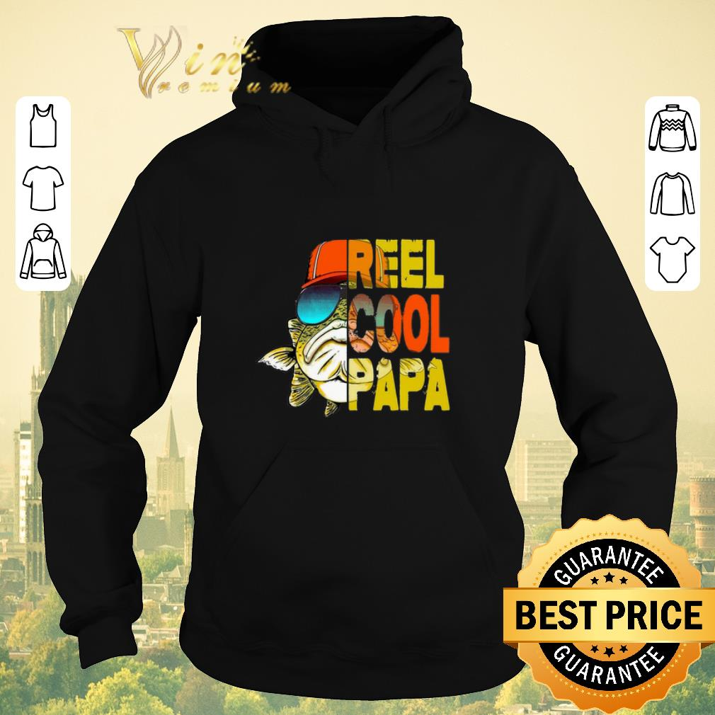 Nice Reel cool papa shirt sweater 4 1 - Nice Reel cool papa shirt sweater