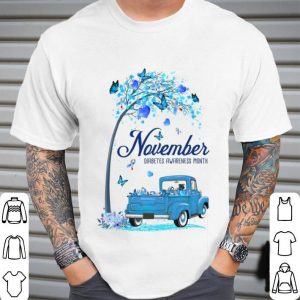 November Diabetes Awareness Month shirt