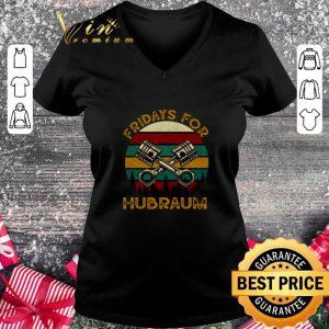 Premium Fridays for hubraum vintage shirt