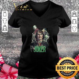 Premium Joaquin Phoenix Joker signature shirt 1