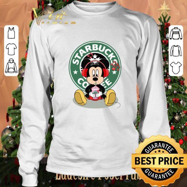 Pretty Mickey drink Starbucks coffee shirt