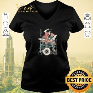 Pretty Samurai Drummer shirt 1