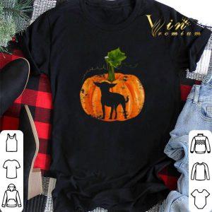 Pumpkin Halloween Chihuahua Inside shirt 1